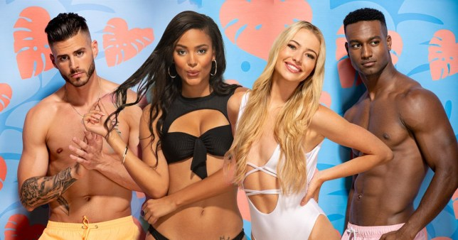 Love Island USA cast