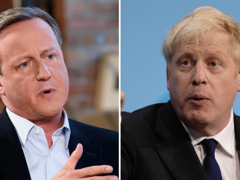 David Cameron says Boris Johnson 'wrong' to prorogue Parliament