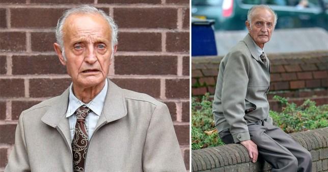Pensioner, 81, 'was getaway driver for drug dealer who stabbed rival'