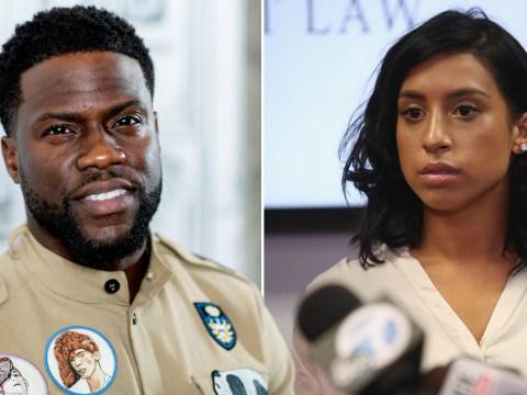 Kevin Hart's alleged sex tape partner files $60m lawsuit accusing him of 'conspiring' to film footage