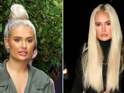 Love Island's Molly-Mae Hague has finally stopped tying her hair in a giant bun and it looks amazing