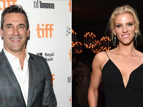 Jon Hamm sparks dating rumours with Ben Affleck's ex Lindsay Shookus on theatre date