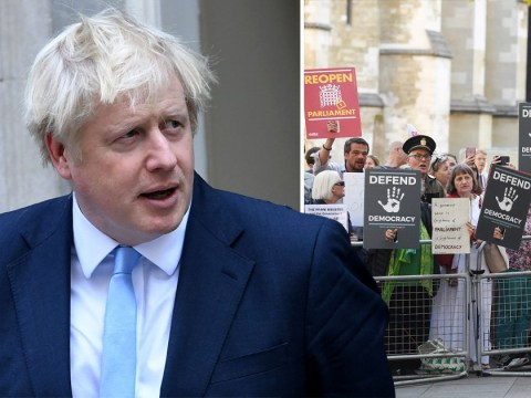 Boris 'will comply' with Supreme Court ruling over suspending parliament