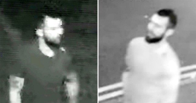 Do you recognise this man? (Picture: SWNS)