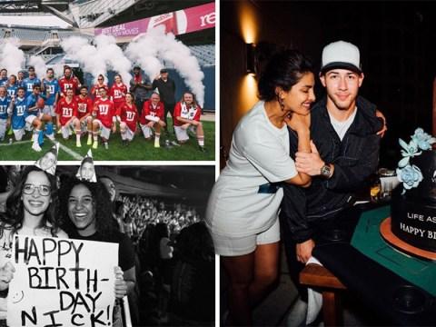 Nick Jonas celebrates birthday in style as Priyanka Chopra gushes over 'light of her life'