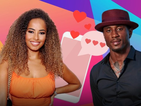 Love Island's Amber Gill constantly gets messages from fans telling her to date Ovie Soko