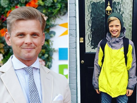 Jeff Brazier posts heartwarming message to his lookalike son Freddy on his 15th birthday
