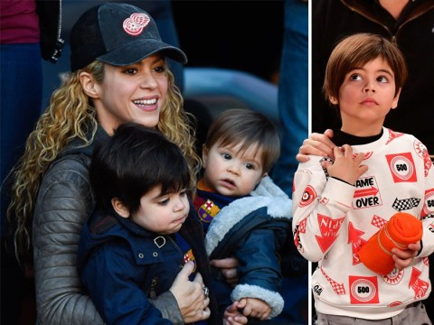 Shakira can go over a month without seeing her sons thanks to her hectic schedule