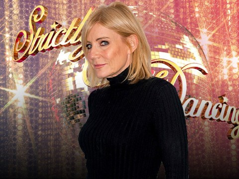 Michelle Collins rejected Strictly Come Dancing four years ago because of a 'snobby' agent