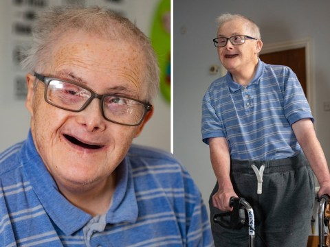Oldest Brit with Down's syndrome is a free-spirited dancing fanatic