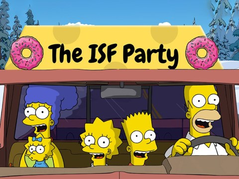 Ireland Simpsons Fans have started their own political party to give a voice to the politically homeless