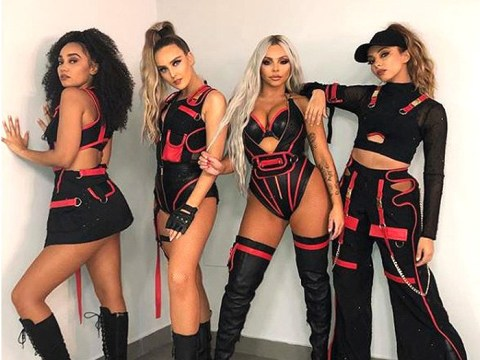 Little Mix are ultimate squad goals in powerful girl gang picture – and we want in