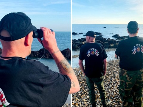 Far right Britain First patrolling beaches to 'catch migrants'