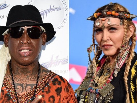 Dennis Rodman claims Madonna 'offered him $20million to get her pregnant'