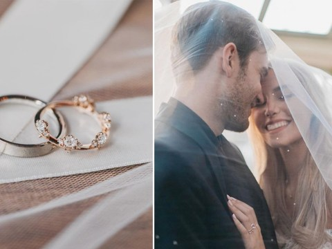 PewDiePie and Marzia Kjellberg show off wedding rings as they celebrate one month anniversary