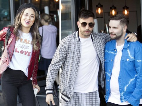 Strictly Come Dancing 2019 cast make way to rehearsals ahead of live shows