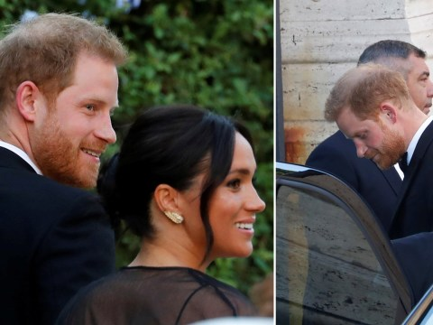 Prince Harry and Meghan 'fly commercial' for friend Misha Nonoo's wedding