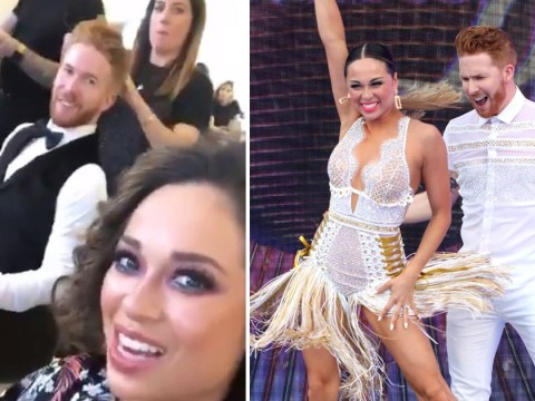 Strictly's Katya Jones is living for ex-husband Neil's first show with celeb partner Alex Scott