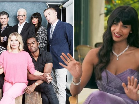 Jameela Jamil teases devastating end to The Good Place season 4 and we're not ready