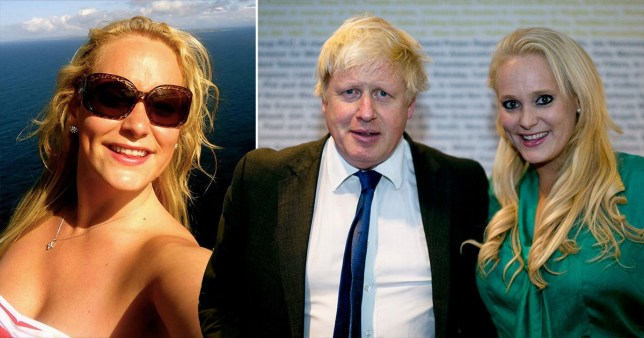 Boris Johnson reported...
