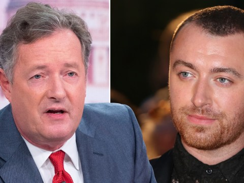 Piers Morgan blames Sam Smith over claims Brit Awards are 'axing' male and female categories: 'The women will suffer'
