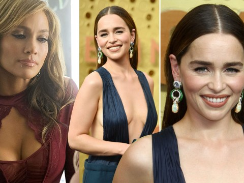Jennifer Lopez flattered as Emilia Clarke fangirls over Hustlers stripper Ramona at Emmys 2019