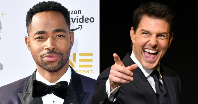 Jay Ellis says Tom Cruise has a 'very strong point of view' (Picture: Getty)