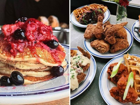 US restaurant Sweet Chick backed by rapper Nas opens in London this week