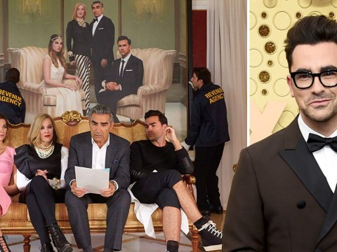 Schitt's Creek's Dan Levy teases hopes for spin-off ahead of final season