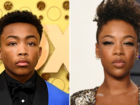 Handmaid's Tale star Samira Wiley fans freaking out after realising When They See Us star Asante Blackk is her nephew