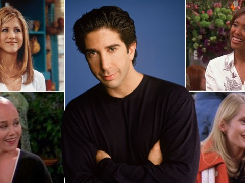 Who are Ross Geller's exes? A comprehensive guide to all of his Friends romances