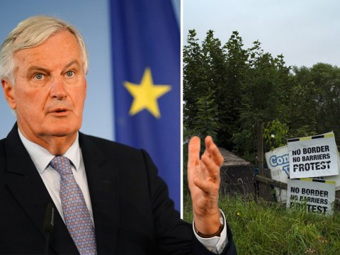 EU's chief negotiator Michel Barnier 'can't see' Brexit deal happening