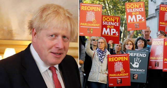 Supreme Court ruling due today over legality of Boris's proroguing of parliament