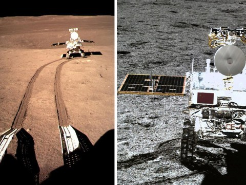China probes unidentified 'gel-like' substance found on dark side of the moon