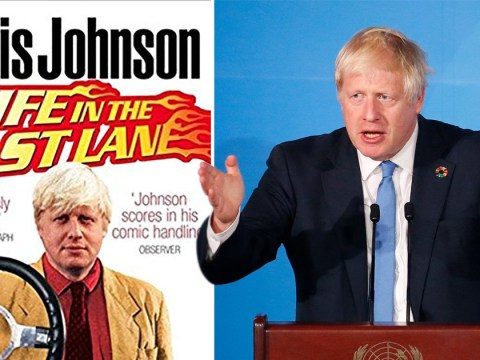 'Chauvinistic and racist' comments made by Boris Johnson emerge in book he wrote about cars