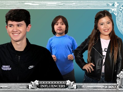 Meet the kid influencers earning millions before the age of 16