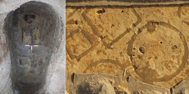 Discovery of Pictish remains