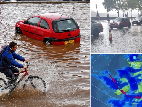 Washout weather expected to carry on after day of flooding