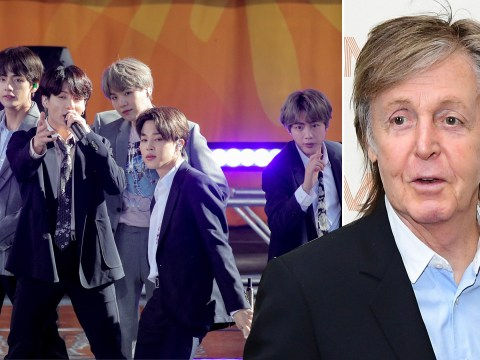 Paul McCartney could be an ARMY as Beatle applauds BTS's rendition of Hey Jude