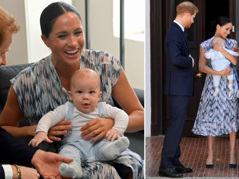 Desmond Tutu's daughter calls baby Archie a 'ladies' man' on his first royal tour