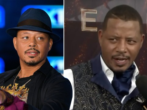What the hell is Terrence Howard on about? Empire star's truly baffling interview