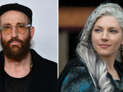 Vikings' Katheryn Winnick champions Emmy winner Johan Renck after he helped cast her as Lagertha