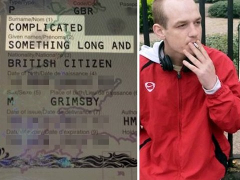 Man called 'Something Long And Complicated' admits taking plastic gun into library