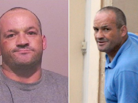 Smirking criminal avoids jail after third attack on police officer