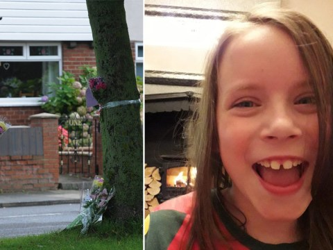 Girl killed in 'hit and run' named as Melissa Tate, 10