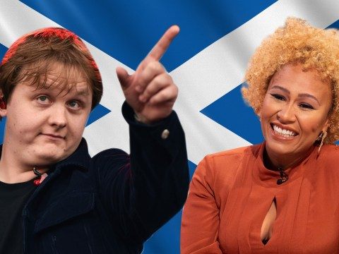 Emeli Sande proud of Lewis Capaldi flying the Scottish flag: 'His rise has been incredible'