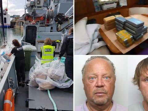 Drug smuggling duo hid £60,000,000 of cocaine on yacht from South America to UK