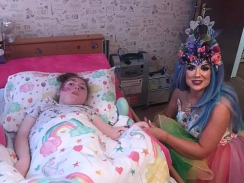 Disney superfan, 13, with rare condition died on princess holiday of her dreams