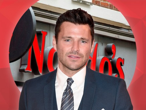 Mark Wright is so LA he forgot how to order in Nando's and we have so many questions