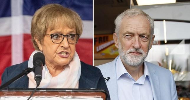 Corbyn critic Margaret Hodge facing deselection battle